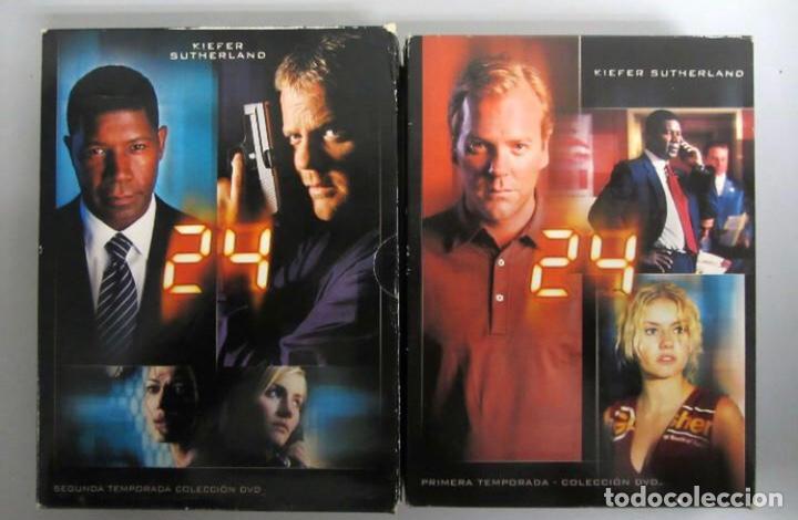 Series de TV: 24. Temporadas 1,2, 5 y 6. Serie en edición con extras. - Foto 2 - 178601537