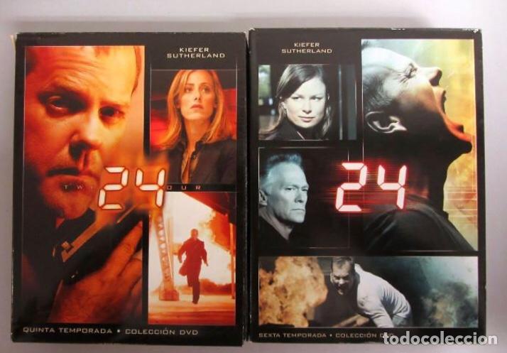 Series de TV: 24. Temporadas 1,2, 5 y 6. Serie en edición con extras. - Foto 3 - 178601537