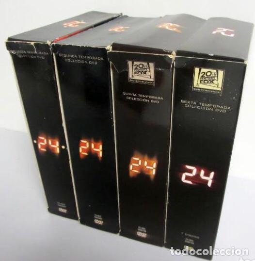 24. TEMPORADAS 1,2, 5 Y 6. SERIE EN EDICIÓN CON EXTRAS. (Series TV en DVD)