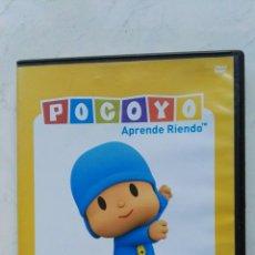 Series de TV: POCOYO Y SUS AMIGOS BAILAR DVD. Lote 178613560