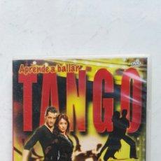 Series de TV: APRENDE A BAILAR TANGO MIRA QUIEN BAILA POTY DVD. Lote 178629377