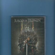 Series de TV: SERIE - JUEGO DE TRONOS - PRIMERA TEMPORADA. Lote 178633642
