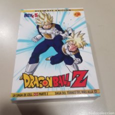 Series de TV: DRAGON BALL Z BOX 5 - DVD SEGUNDAMANO. Lote 178635110