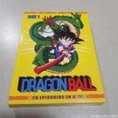 Series de TV: DRAGON BALL BOX 1 - DVD SEGUNDAMANO. Lote 178635333