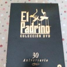Series de TV: EL PADRINO EDICIÓN 30 ANIVERSARIO. Lote 178947781