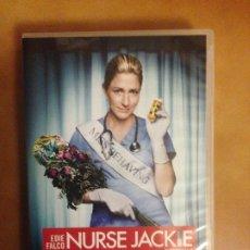 Series de TV: SERIE DVD NURSE JACKIE TEMPORADA 5 - EDIE FALCO ( LOS SOPRANO ) - TEMPORADA 5 - ESPAÑA. Lote 179021798