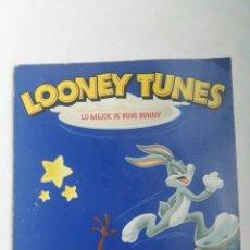 Series de TV: LOONEY TUNES LO MEJOR DE BUGS BUNNY DVD. Lote 179059753