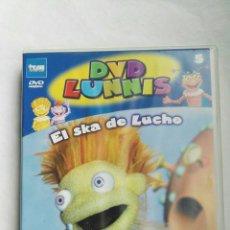 Series de TV: LUNNIS EL SKA DE LUCHO DVD. Lote 179060545
