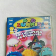 Series de TV: LUNNIS LA TARANTELA DE LUMBRELA DVD. Lote 179060847