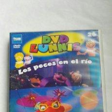 Series de TV: LUNNIS LOS PECES EN EL RIO DVD. Lote 179061112