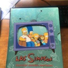 Series de TV: LOS SIMPSON SEGUNDA TEMPORADA. Lote 179064392