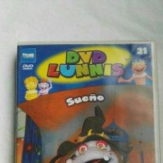 Series de TV: LUNNIS SUEÑO DVD. Lote 179068257