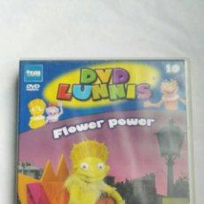 Series de TV: LUNNIS FLOWER POWER DVD. Lote 179069030