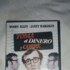 Series de TV: TOMA EL DINERO Y CORREO SIN ESTRENAR EN DVD. Lote 179094712