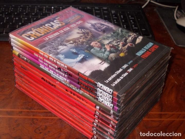 LOTE 14 DVD CON PELÍCULAS DE LA SEGUNDA GUERRA MUNDIAL, PRECINTADAS MENOS UNA, VER FOTOS CONTENIDO (Series TV en DVD)