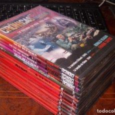 Series de TV: LOTE 14 DVD CON PELÍCULAS DE LA SEGUNDA GUERRA MUNDIAL, PRECINTADAS MENOS UNA, VER FOTOS CONTENIDO. Lote 179197850