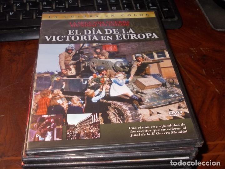 Series de TV: Lote 14 DVD con películas de la Segunda Guerra Mundial, precintadas menos una, ver fotos contenido - Foto 10 - 179197850