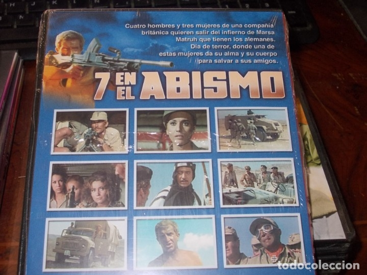 Series de TV: Lote 14 DVD con películas de la Segunda Guerra Mundial, precintadas menos una, ver fotos contenido - Foto 13 - 179197850