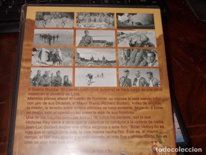 Series de TV: Lote 14 DVD con películas de la Segunda Guerra Mundial, precintadas menos una, ver fotos contenido - Foto 15 - 179197850