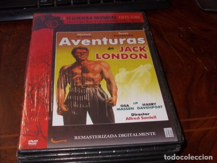 Series de TV: Lote 14 DVD con películas de la Segunda Guerra Mundial, precintadas menos una, ver fotos contenido - Foto 18 - 179197850