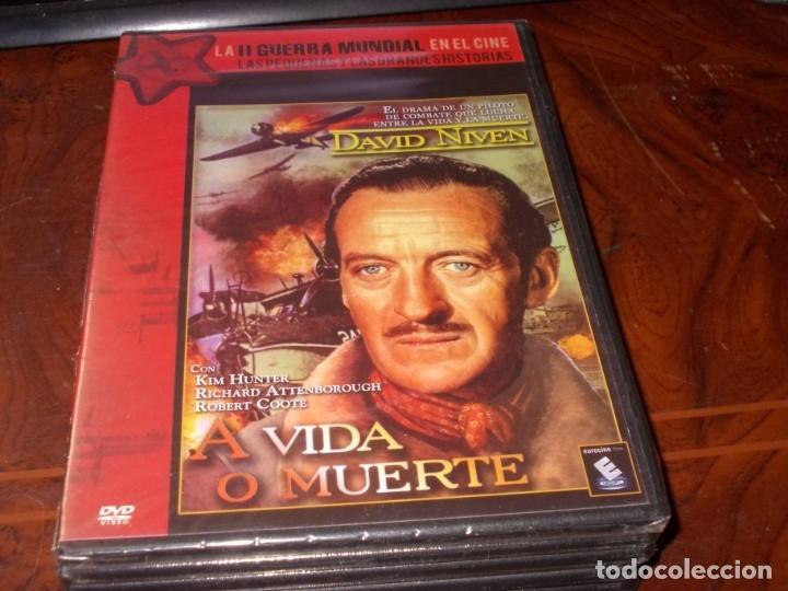 Series de TV: Lote 14 DVD con películas de la Segunda Guerra Mundial, precintadas menos una, ver fotos contenido - Foto 20 - 179197850