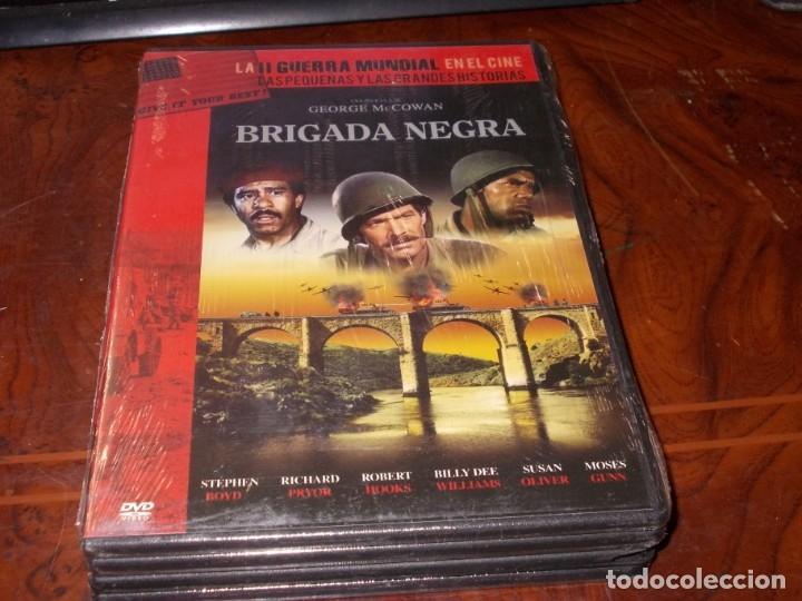 Series de TV: Lote 14 DVD con películas de la Segunda Guerra Mundial, precintadas menos una, ver fotos contenido - Foto 22 - 179197850
