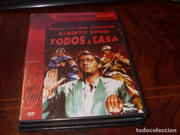 Series de TV: Lote 14 DVD con películas de la Segunda Guerra Mundial, precintadas menos una, ver fotos contenido - Foto 24 - 179197850