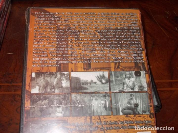 Series de TV: Lote 14 DVD con películas de la Segunda Guerra Mundial, precintadas menos una, ver fotos contenido - Foto 25 - 179197850