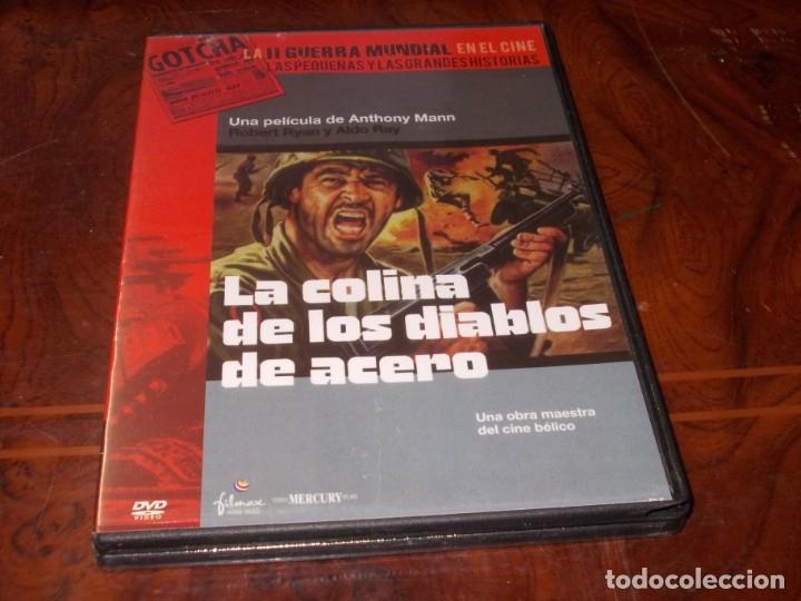 Series de TV: Lote 14 DVD con películas de la Segunda Guerra Mundial, precintadas menos una, ver fotos contenido - Foto 26 - 179197850