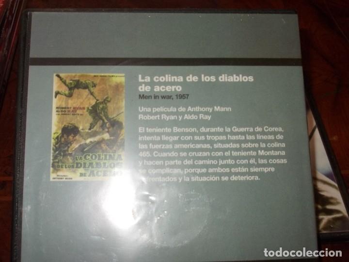 Series de TV: Lote 14 DVD con películas de la Segunda Guerra Mundial, precintadas menos una, ver fotos contenido - Foto 27 - 179197850