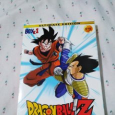 Series de TV: DRAGON BALLZ BOX 1 ( 8 DVD ). Lote 179518612