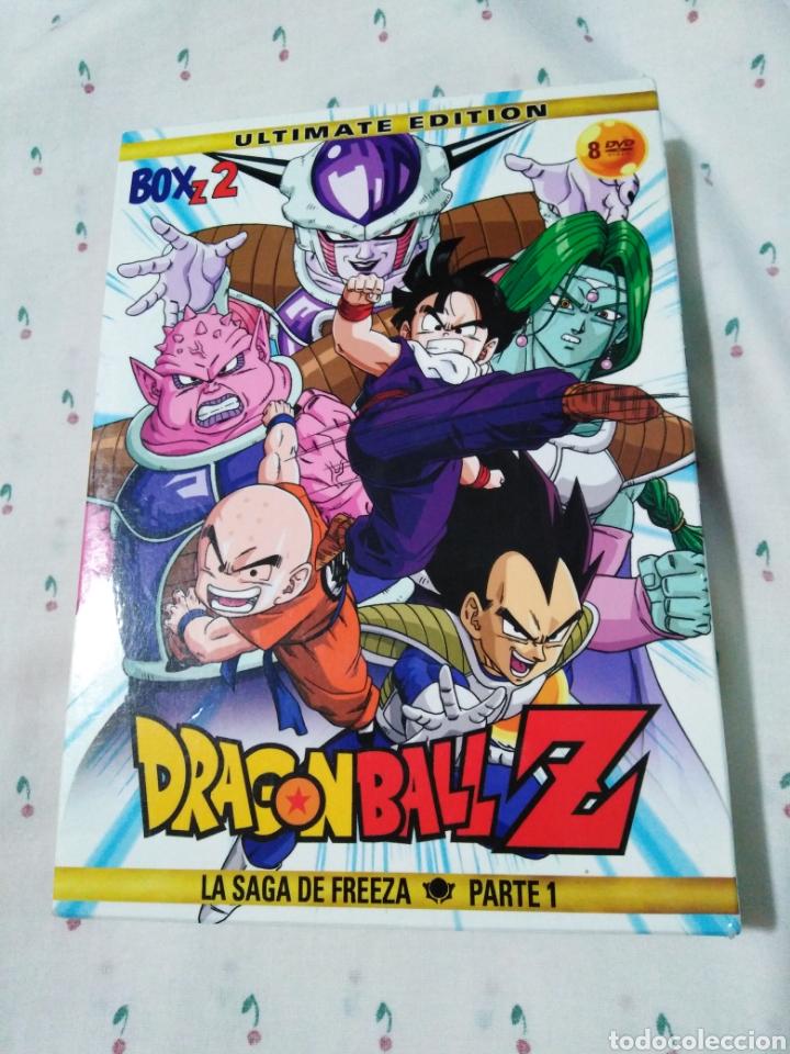 DRAGON BALLZ BOXZ2 ( 8 DVD ) (Series TV en DVD)