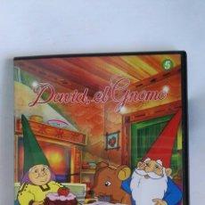 Series de TV: DAVID EL GNOMO DVD CAPITULOS 13,14 Y 15. Lote 179948406
