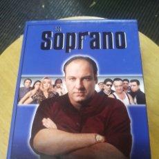 Series de TV: LOS SOPRANO SERIE 2. Lote 179964762