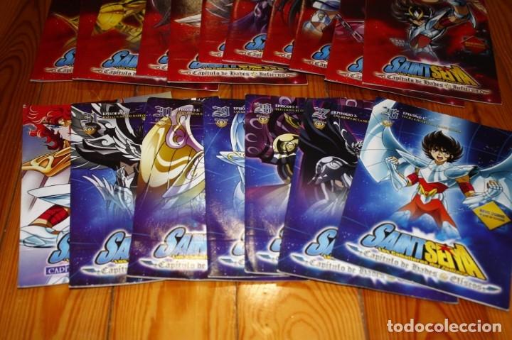 Series de TV: 30 DVD'S CABALLEROS DEL ZODIACO (SAINT SEIYA) - Foto 4 - 180044338