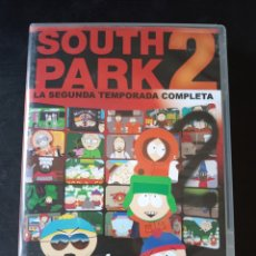 Series de TV: DVD. SOUTH PARK. TEMPORADA 2.. Lote 180193250