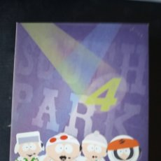 Series de TV: DVD. SOUTH PARK. TEMPORADA 4.. Lote 180193458