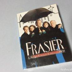 Series de TV: 4 DVD FRASIER 2ª SEGUNDA TEMPORADA 2 COMPLETA PRECINTADA A ESTRENAR. Lote 180195100