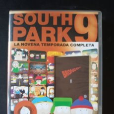Series de TV: DVD. SOUTH PARK. TEMPORADA 9.. Lote 180201941