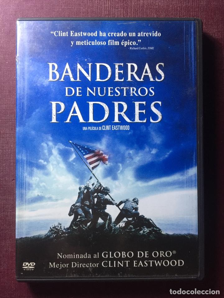 BANDERAS DE NUESTROS PADRES. (Series TV en DVD)