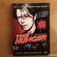 Series de TV: THE HUNGER: UNA SERIE DE RIDLEY SCOTT Y TONY SCOTT PRESENTADA POR DAVID BOWIE. TEMPORADA 2. Lote 180253352
