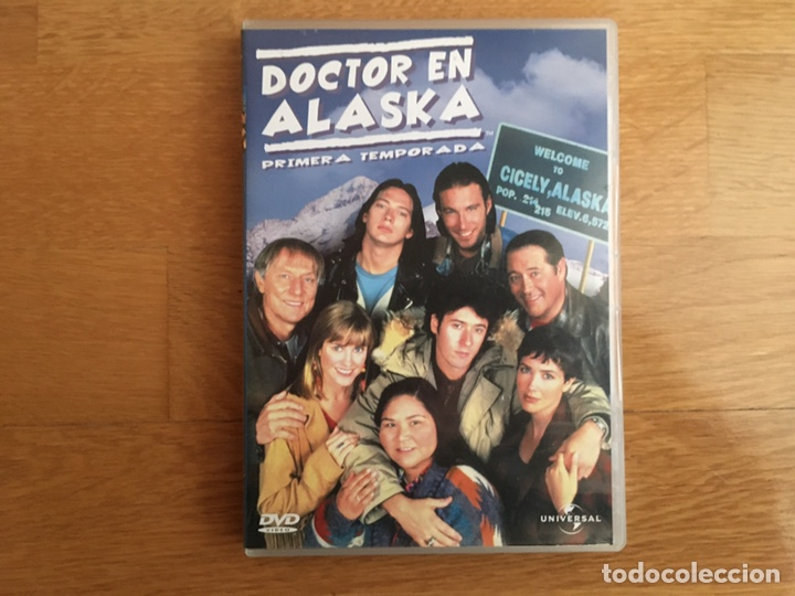 DOCTOR EN ALASKA. PRIMERA TEMPORADA (2 DVD) (Series TV en DVD)