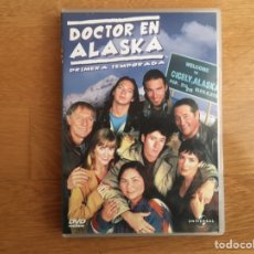Series de TV: DOCTOR EN ALASKA. PRIMERA TEMPORADA (2 DVD). Lote 180253707