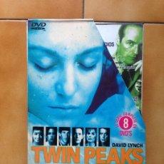 Series de TV: TWIN PEAKS SERIE COMPLETA - MANGA FILMS . Lote 180279015