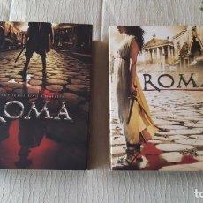 Series de TV: !!! ROMA !!! 1 TEMPORADA NORMAL Y LA 2ª EN CAJA DE MADERA *** EDIC. ESPAÑOLAS ***. Lote 180330832