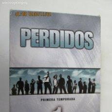 Series de TV: PERDIDOS - PRIMERA TEMPORADA - 8 DVD. . Lote 180870835