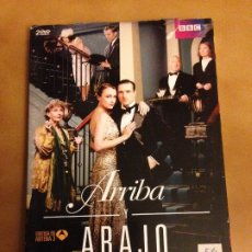 Serie di TV: SERIE TV DVD ARRIBA Y ABAJO - LA SECUELA ( UPSTAIRS DOWNSTAIRS ). Lote 180889587