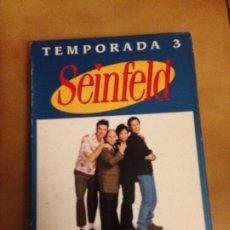 Series de TV: SERIE TV PACK DVD - SEINFELD - TERCERA TEMPORADA 3. Lote 180889915