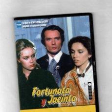 Series de TV: FORTUNATA Y JACINTA -DVD-5- CAPITULO 9 Y 10 - NUEVO-ESTUCHE CAJA SLIM. Lote 50156503