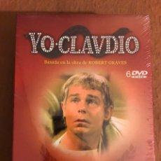 Series de TV: - DVD - YO CLAUDIO (BBC SERIE TV). 6 DVDS. NUEVA, CON PRECINTO PLÁSTICO.. Lote 181088456